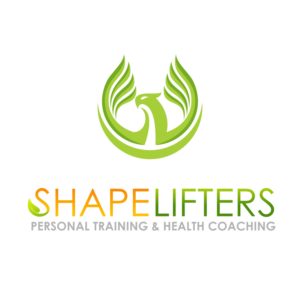 shapelifters logo personal training and coaching phoenix vertical