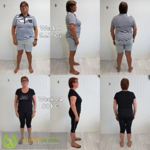 At Shapelifters body transformation with personal training results mariette 15kg loss 560 pixels