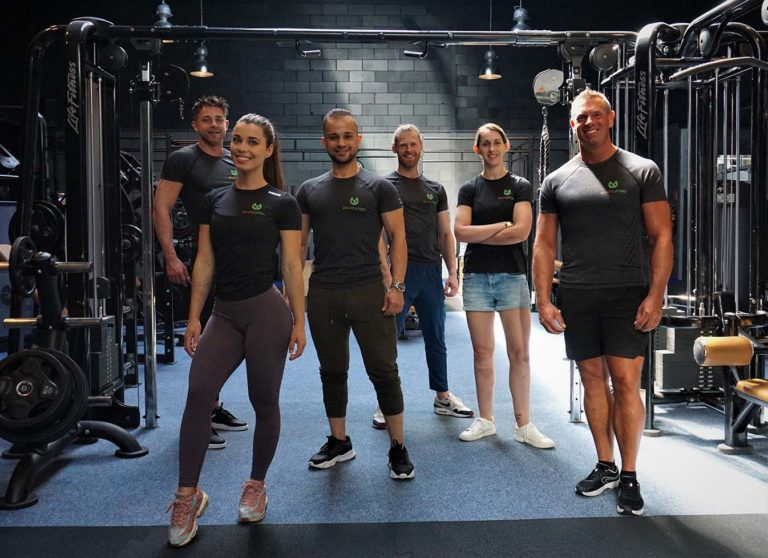 shapelifters personal trainer team
